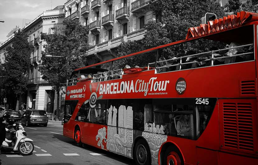 Barcelona City Tour Buses