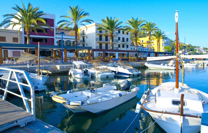 Port Andratx Majorca Travel