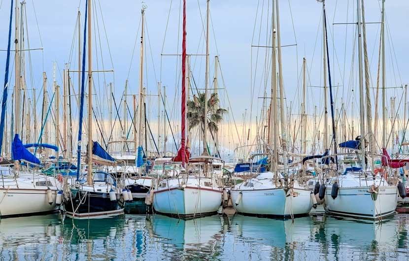 Palma de Mallorca Marina