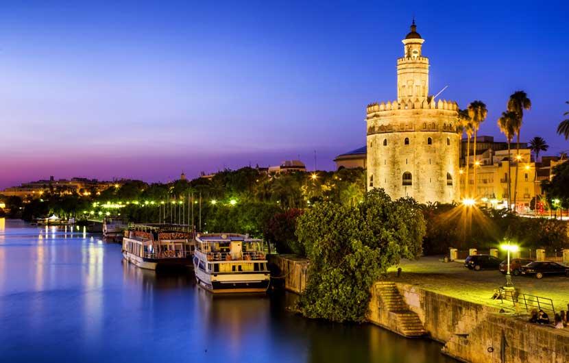 Torre de Oro Seville Travel