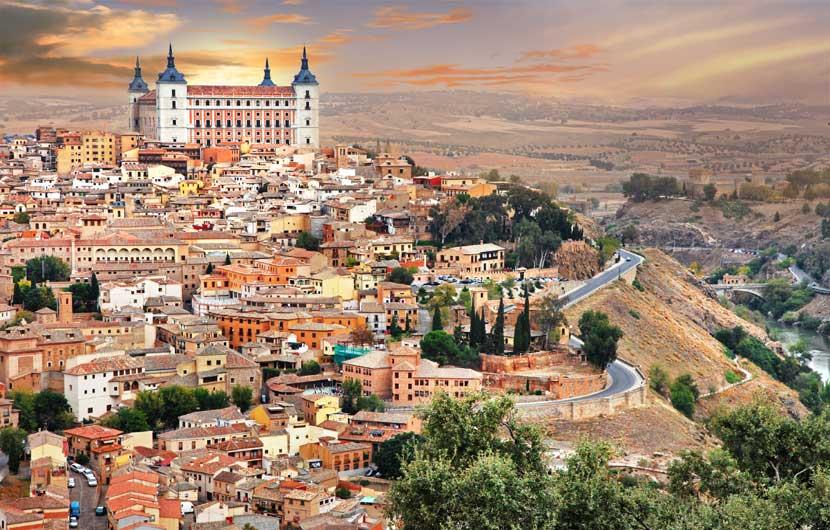 Toledo City View