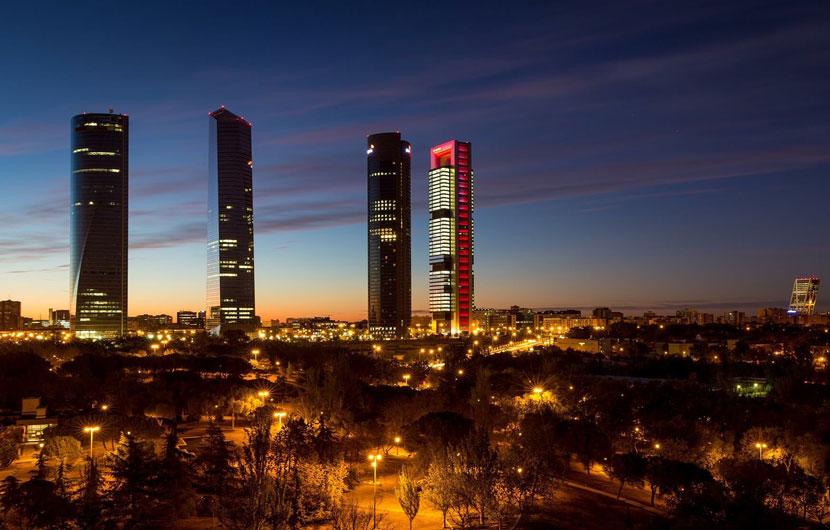 Madrid Cuatro Torres