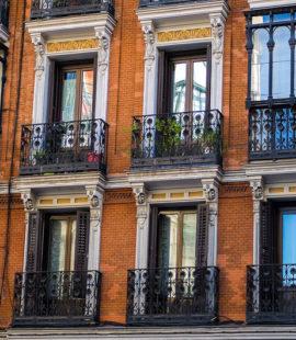 Gran Via Buildings Madrid