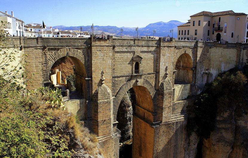 Ronda Gorge Andalucia