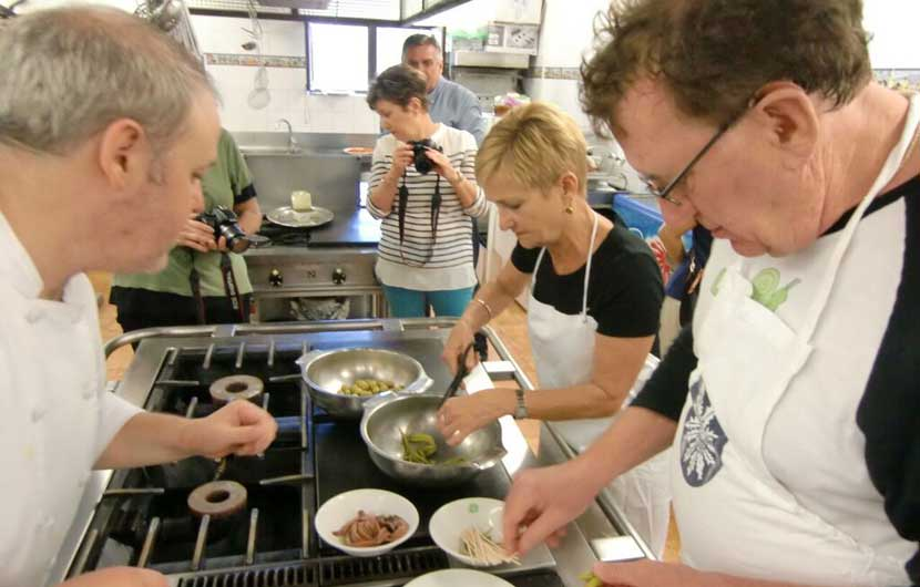 Cookery Classes Spain