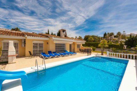 Holiday Villa Rental Mallorca