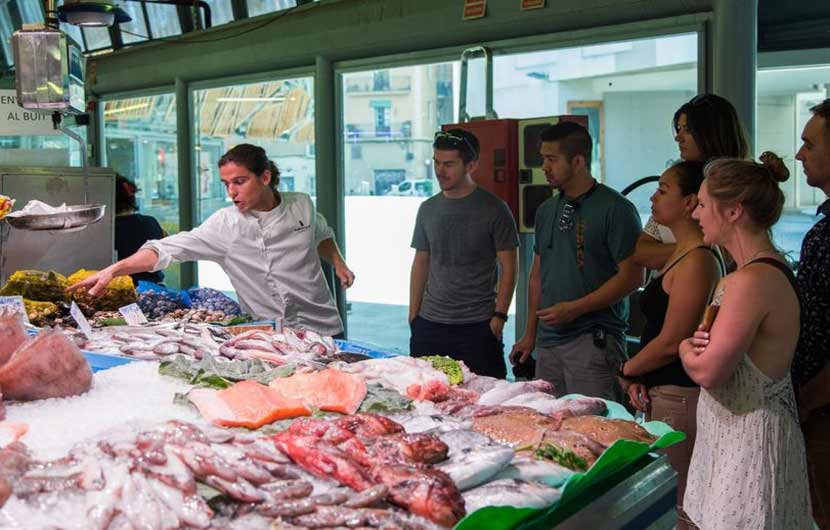 We Barcelona Food Market Gastro Tour