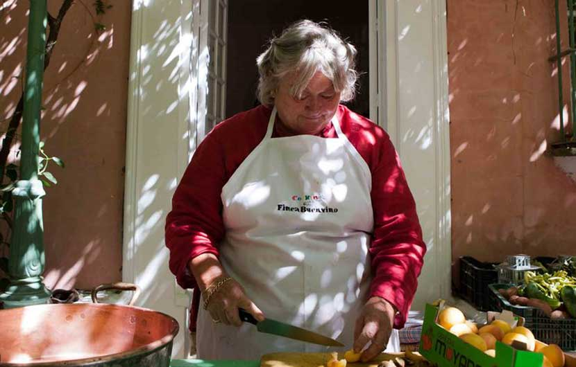 Finca Buen Vino Cooking Classes Spain