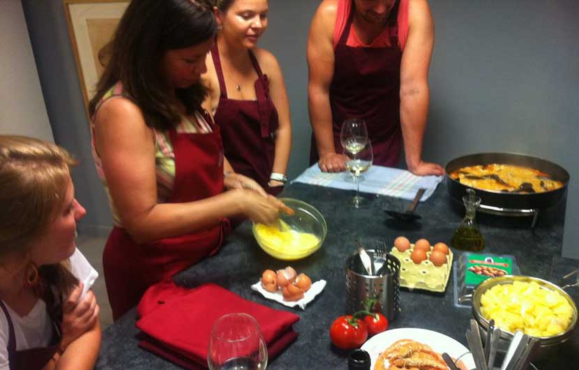Gourmet Madrid Cooking Classes