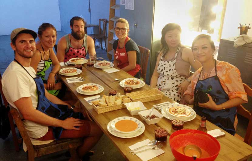Not Just A Tourist Cooking Classes Seville