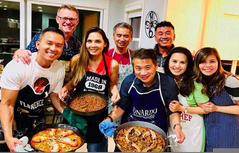 The Paella Club Cookery Classes Spain