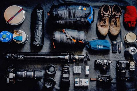 Travel Gear for Adventure Travellers