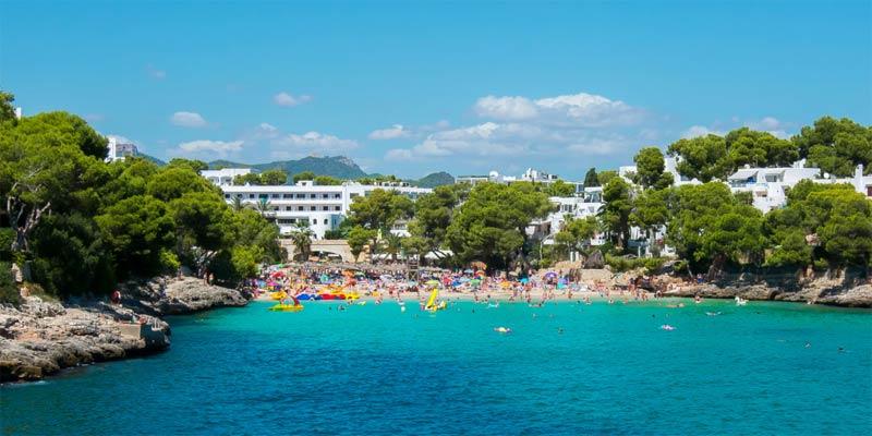 Cala D'or Beach Mallorca