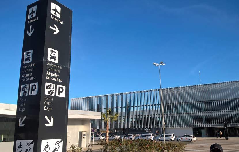 Murcia Airport Corvera