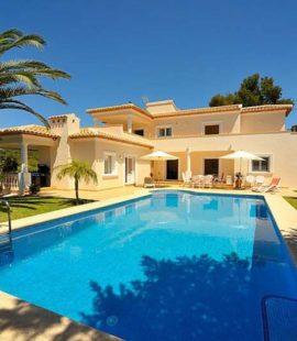 Luxury Villa Rental Spain
