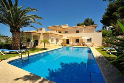Luxury Villa Rental Spain