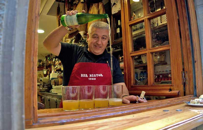 Bar Nestor San Sebastian