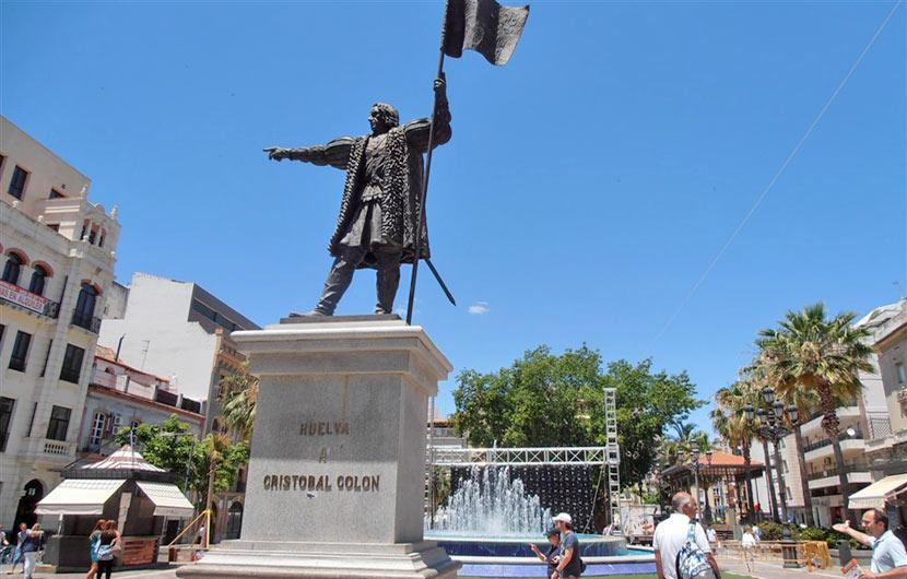 Huelva City Spain