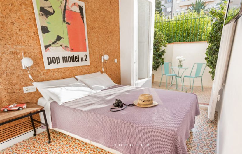 Retrome Hotel Barcelona - Eco-Friendly Place To Stay In Spain