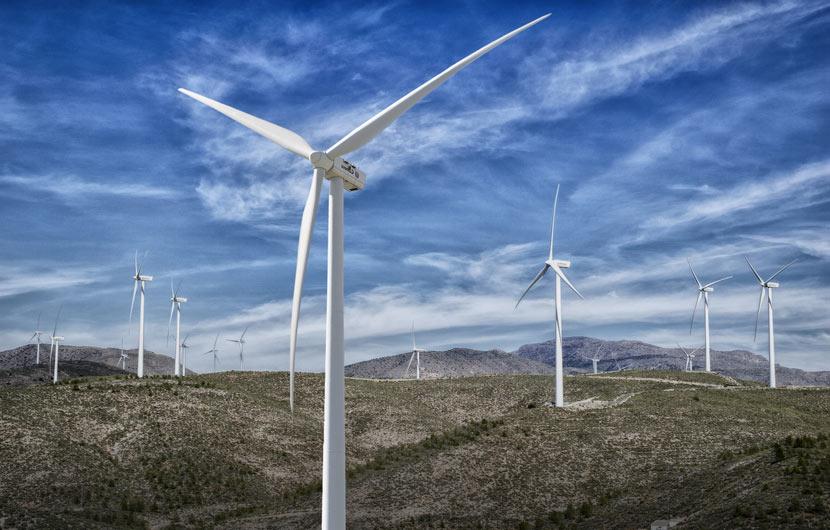 Wind Farm Andalucia