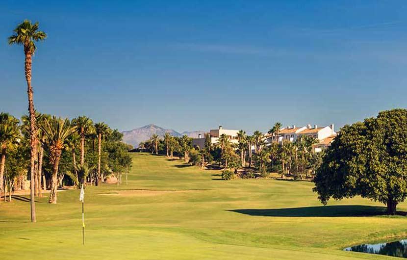 Alicante Golf Course