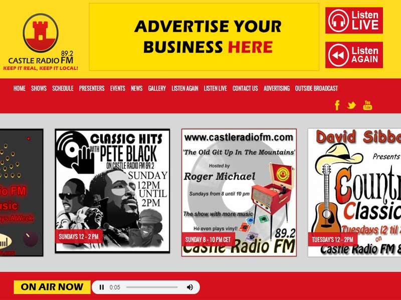 Castle Radio Spain