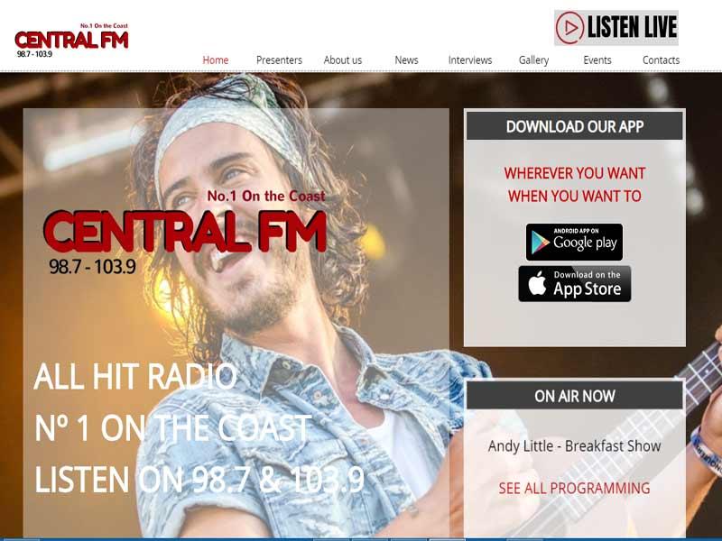 Central FM Radio Spain