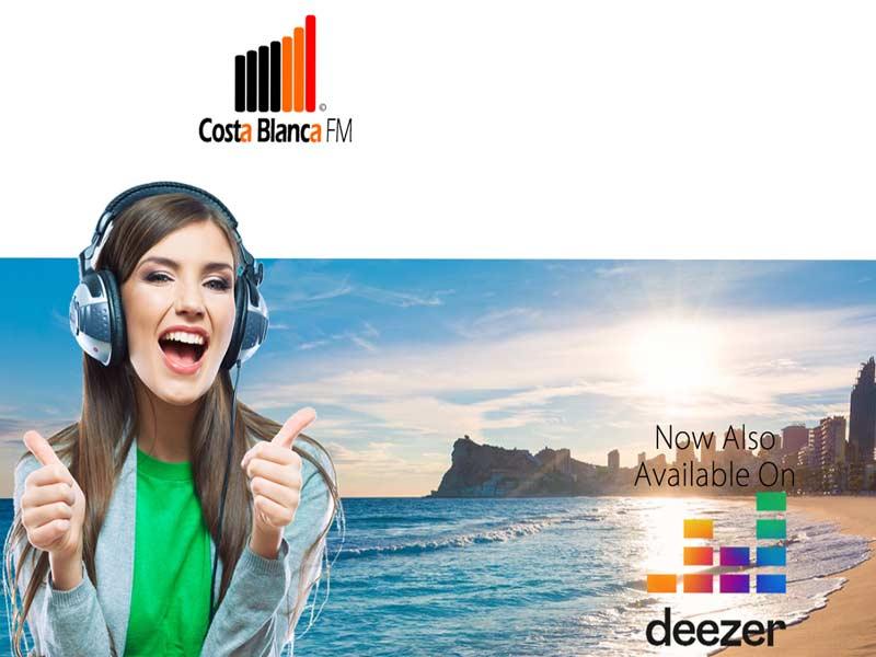 Costa Blanca FM Radio