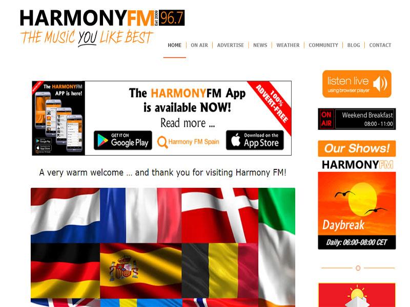 Harmony Fm Radio