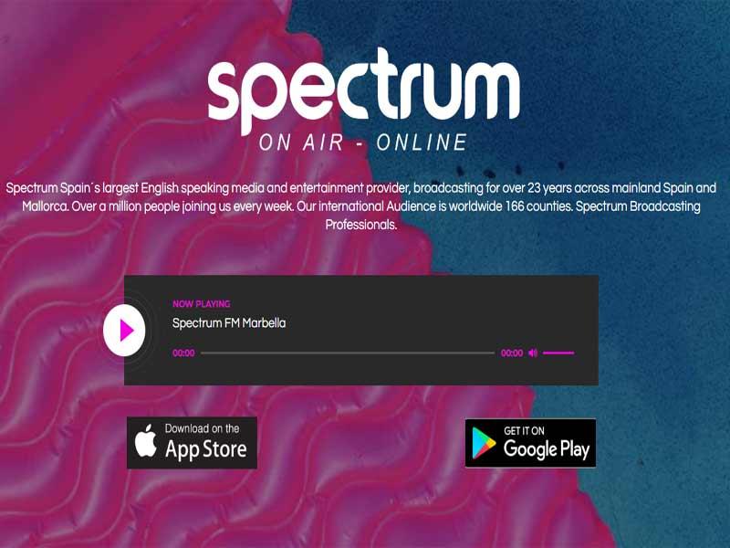 Spectrum FM Radio Spain