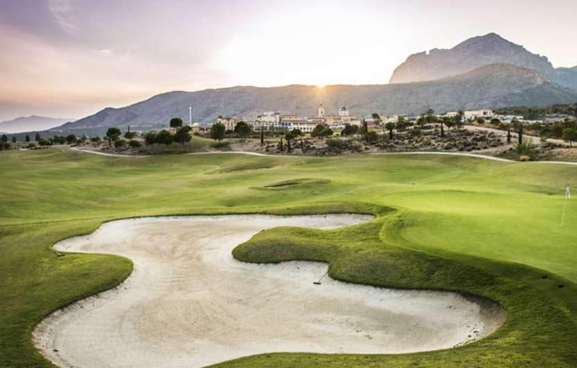 Villaitana Golf Course