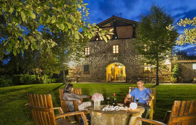 Hotel Casa Rural En Zumaia