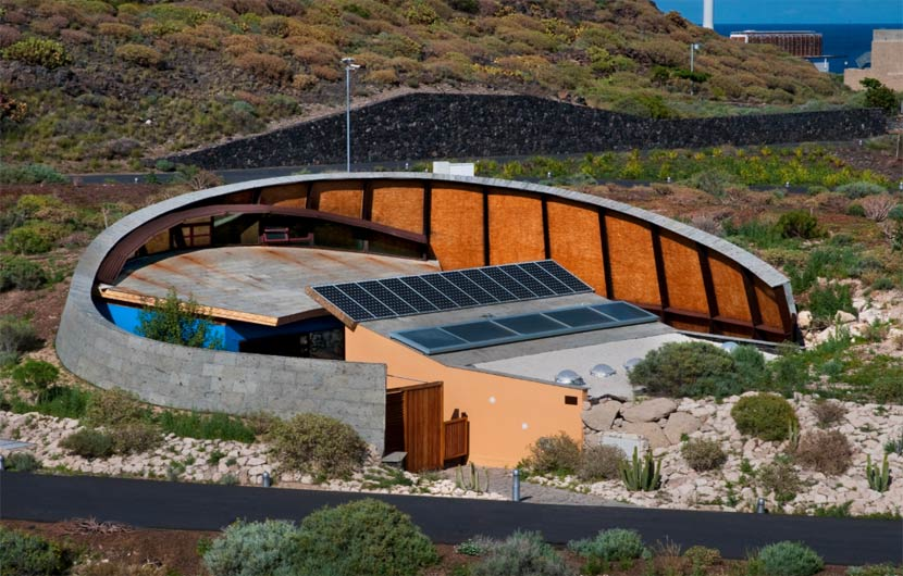 Casas Bioclimaticas Iter