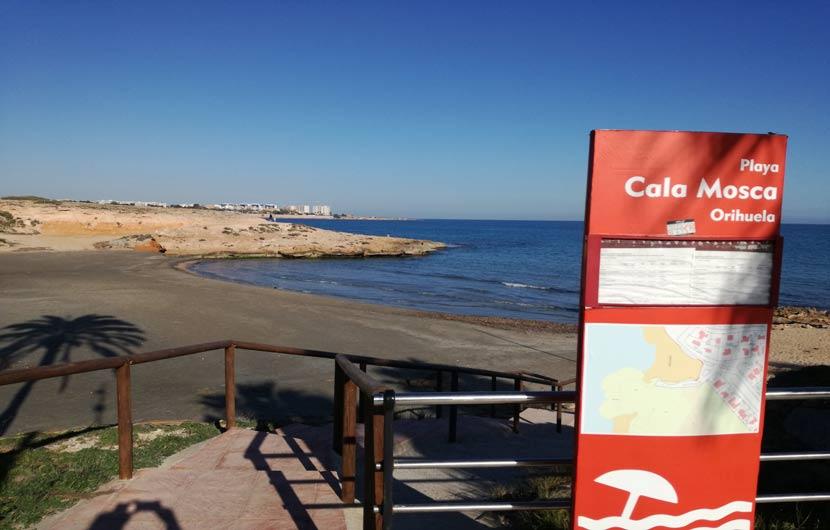 Cala Mosca Beach Torrevieja