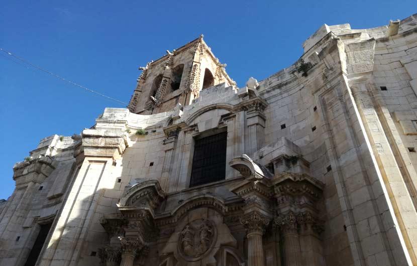 Church Santa Justa & Rufina Orihuela