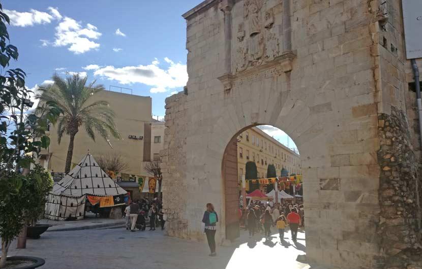 Puerta Crevillente City Gate Orihuela