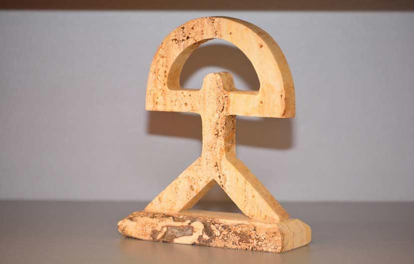 Indalo Symbol of Almeria