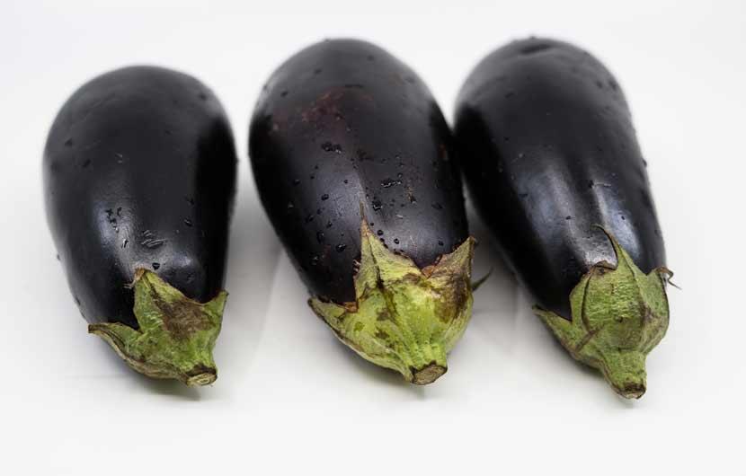 Spanish Aubergines