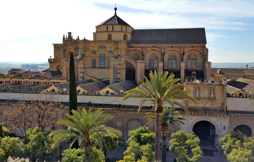 Mosque Cathedral of Cordoba