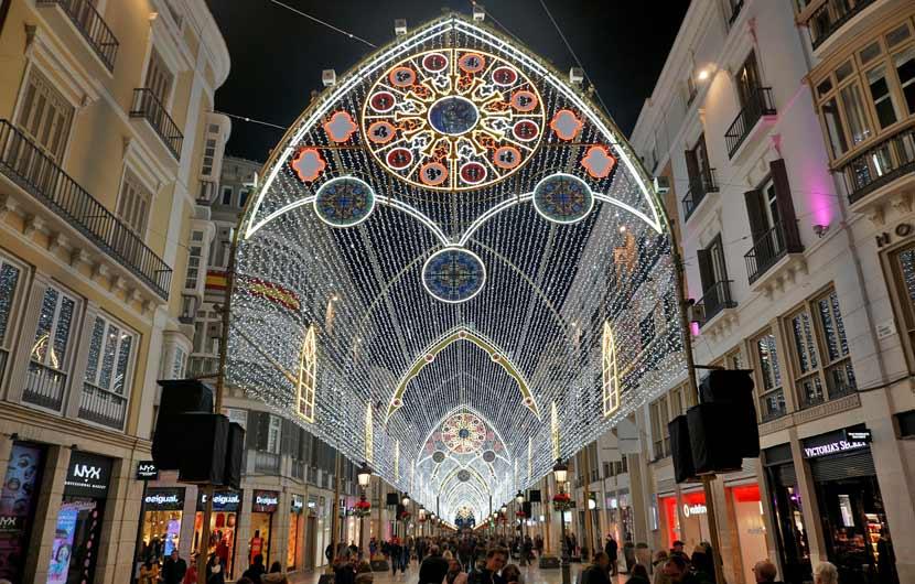Cristmas Lights Spain