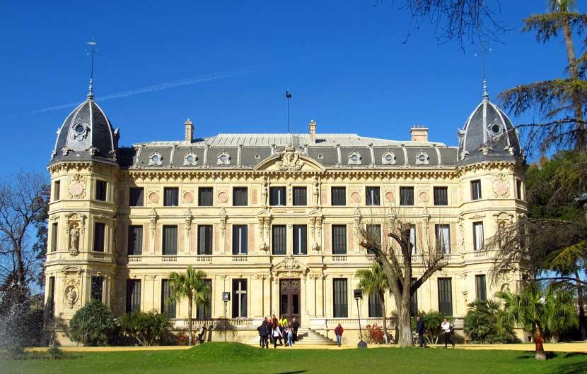 Palacio del Recreo de las Cadenas