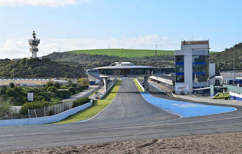 Jerez Race Track