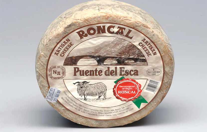 Roncal Cheese