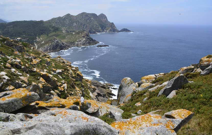 Rugged Coastline Galicia
