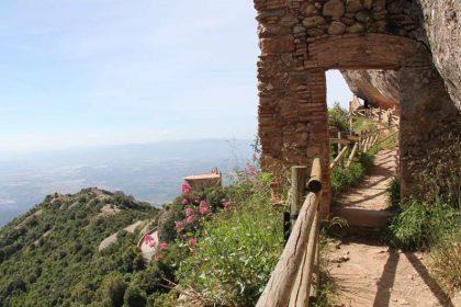 Montserrat Trail Barcelona