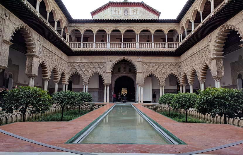 Royal Alcazar of Seville