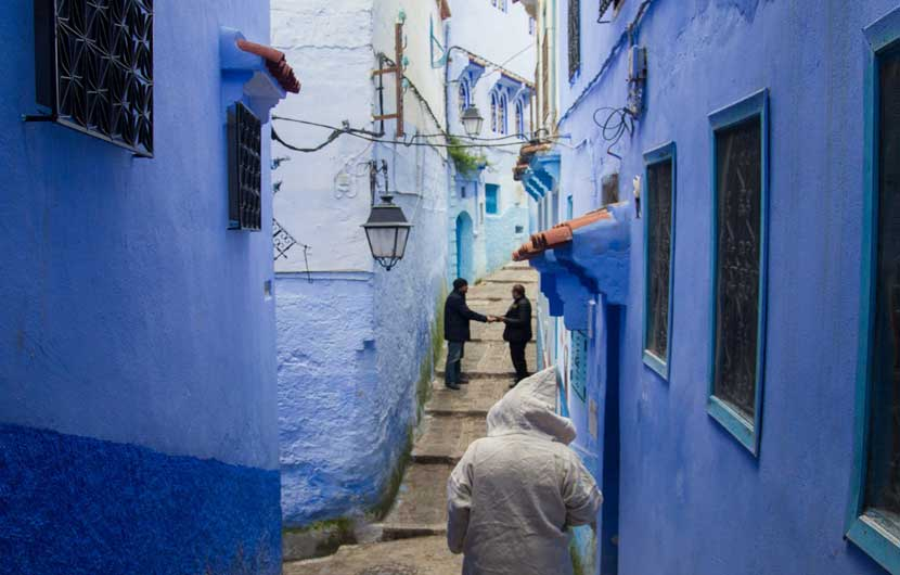 Smurf Village Malaga